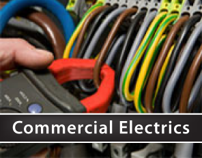 commercial electrics - PH Adams Electrical throughout England and Wales
