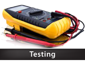 Electrical Testing - PH Adams Electrical throughout England & Wales